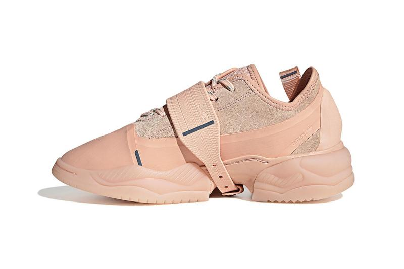 adidas originals oamc type 01 sneakers off white pink green release date footwear shoes sneakerhead Luke Meier