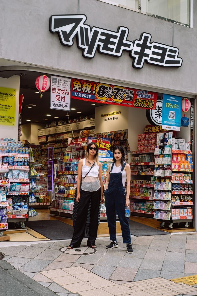 Minori Nakada Terrace House Model Netflix Julia Abe Tokyo Japan Drugstore Beauty