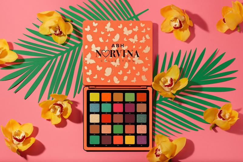 anastasia beverly hills norvina pro pigment eyeshadow palette vol 3 release date makeup beauty