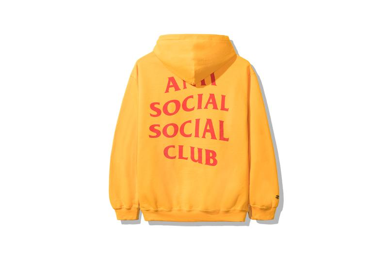 anti social social club dhl collaboration hoodies shirts hats release date