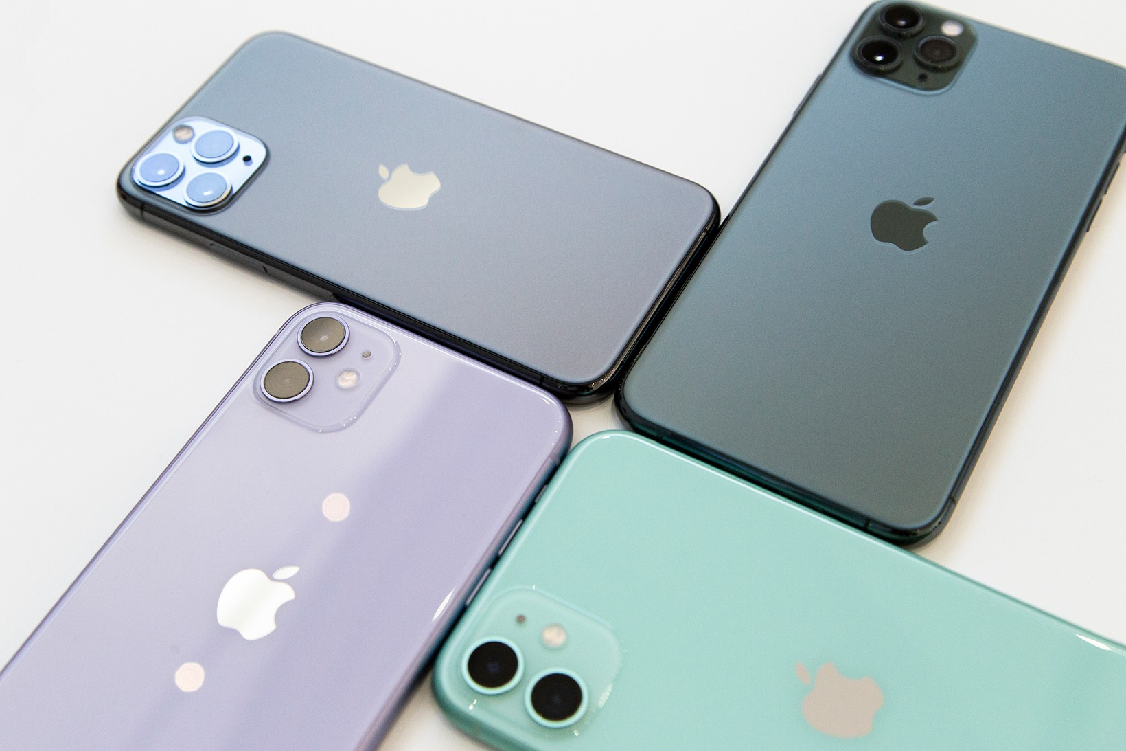 Iphone 11 Colors Green