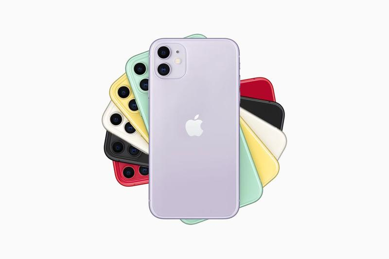 apple iphone 11 colors