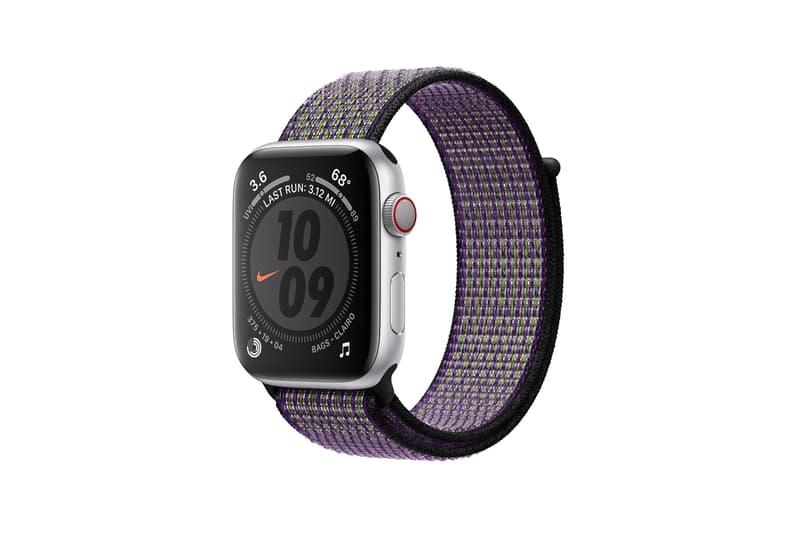 apple watch series 5 tech face band hermes