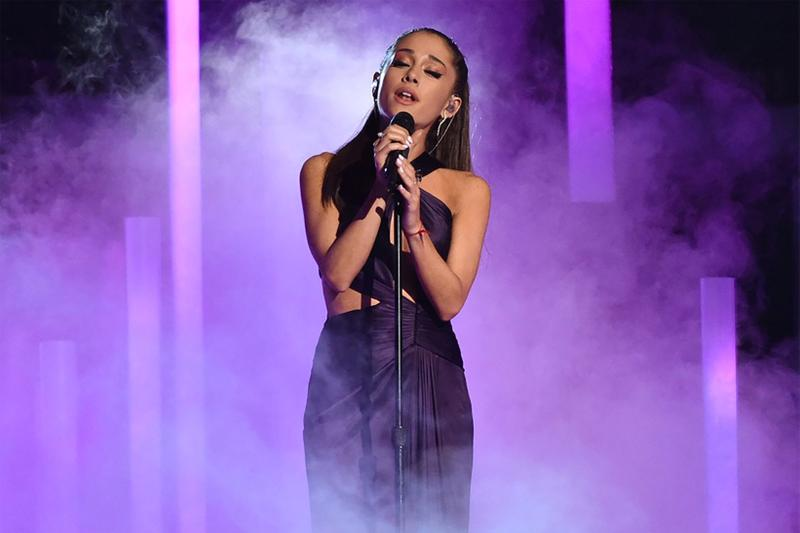 ariana grande forever 21 sue lawsuit copyright ad campaign 7 rings music video singer actress hollywood celebrity