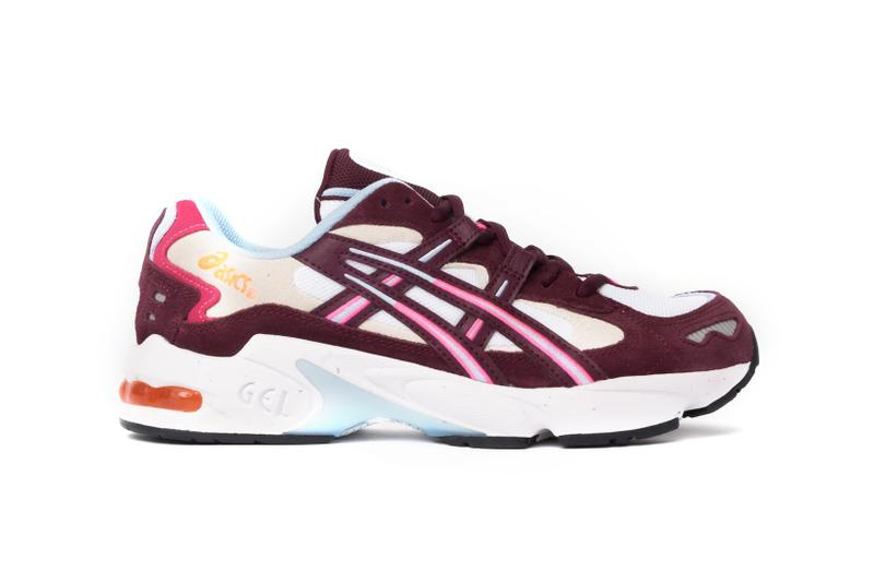ASICS Gel-Kayano 5 White Deep Mars