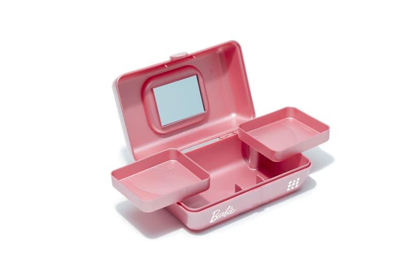 barbie beauty makeup organizer accessories case caboodles collaboration release