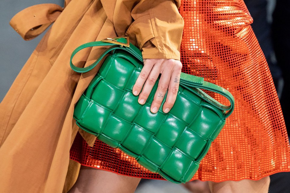 These Are the Best Bags and Footwear at Bottega Veneta's MFW SS20 Show