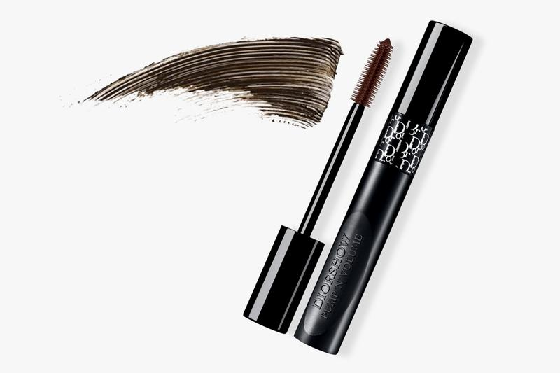 Best Brown Mascaras from Dior, Givenchy and More Beauty Eyelashes Laura Mercier Sisley Lancome Makeup Trend