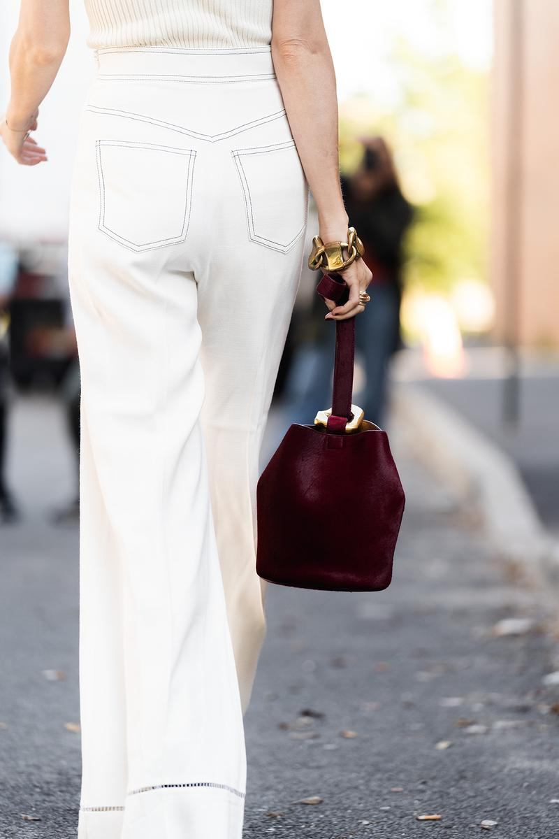 bag street style