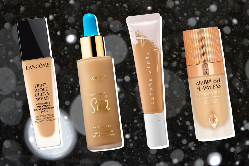 Here Are 5 of the Best Foundations for Dry Skin