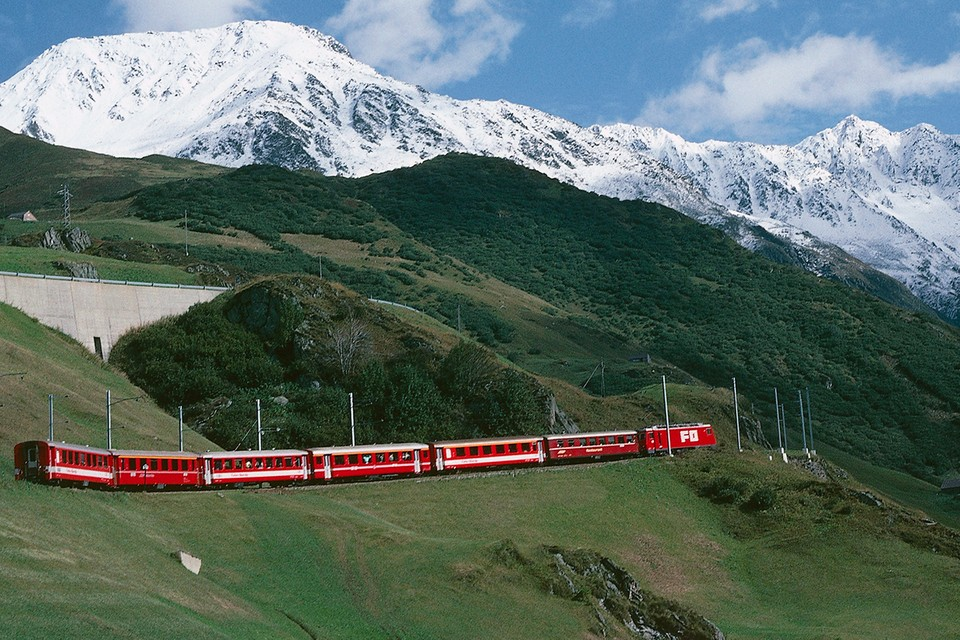 These Are the 7 Most Scenic Train Rides in the World