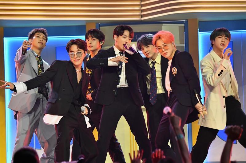 bts big hit entertainment k-pop global audition girl group idol korea music txt