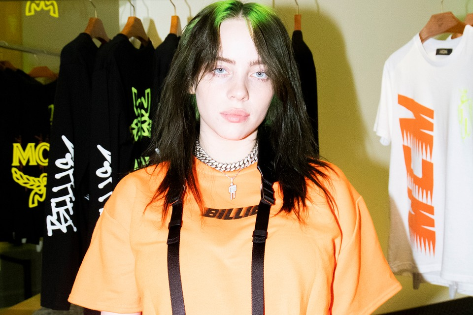 Look Inside Billie Eilish x MCM's Pop-Up Store in Berlin
