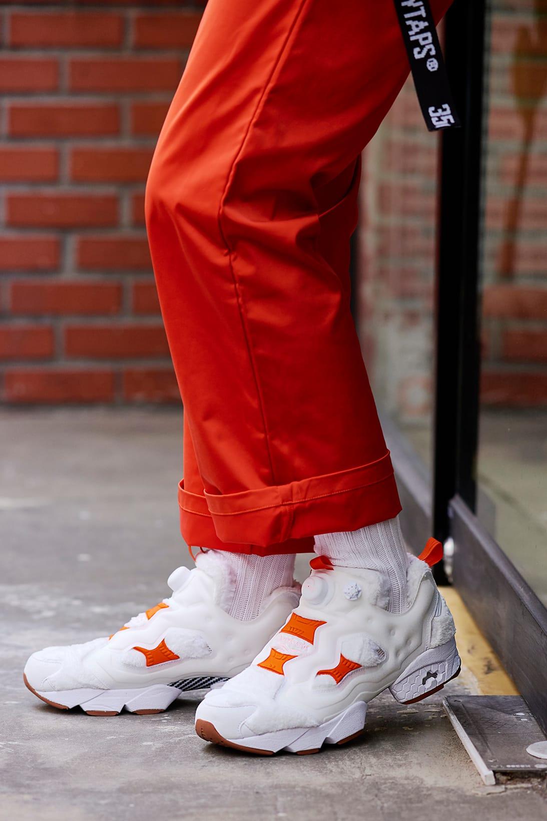 x Reebok Instapump Fury Sneakers