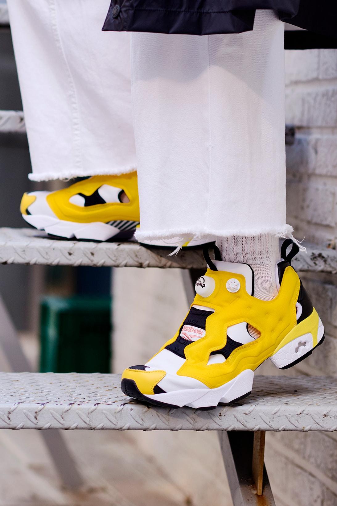 Sentido táctil entrar Saco  BT21 LINE FRIENDS x Reebok Instapump Fury Sneakers | HYPEBAE