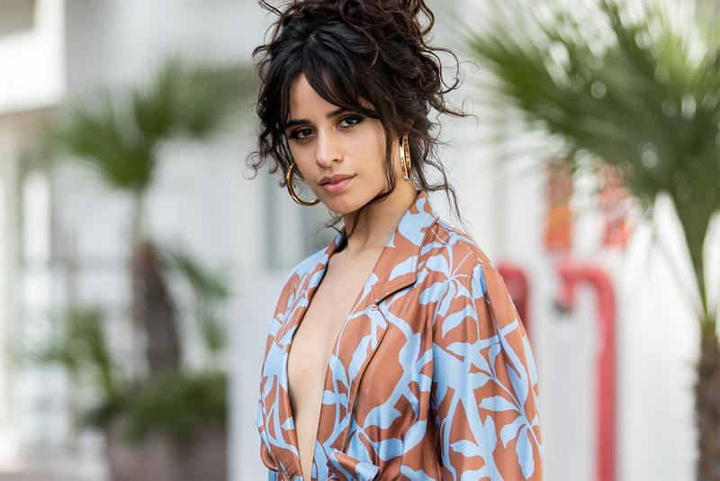 camila cabello new album tease music singer artist celebrity hollywood instagram