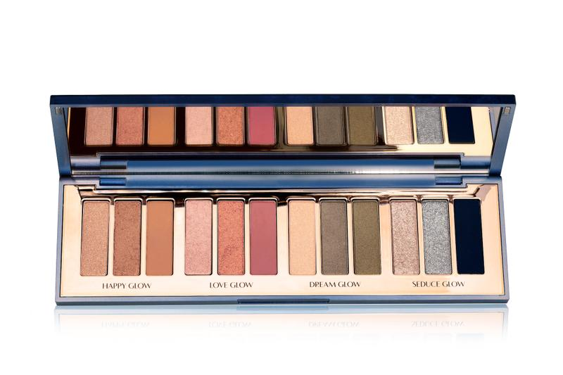 Charlotte Tilbury Instant Eye Palette Release Eyeshadow Beauty Makeup Exclusive Launch Teaser Starry Eyes to Hypnotise