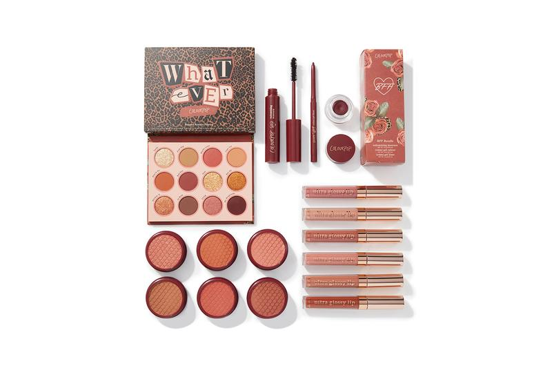 colourpop cosmetics pre fall 2019 makeup collection mean girls
