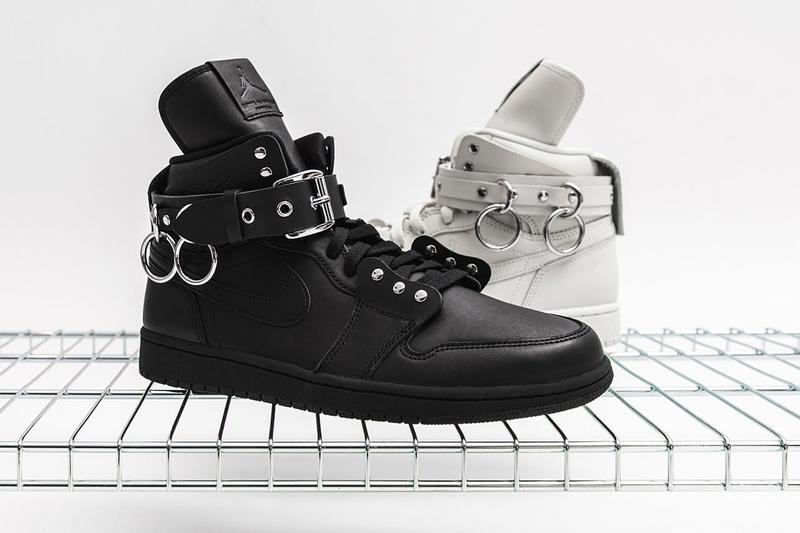 Where to Buy COMME des GARÇONS x Air Jordan 1  sneakers trainers away flour shop suitcases diptyque city candles collection axel arigato cat footwear