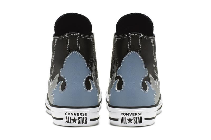 Converse Chuck Taylor All Star Space Cowgirl Cowboy Boot Western Sneakers Trainers
