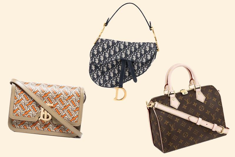 Where To Luxury Designer Monogram Bags Hypebae