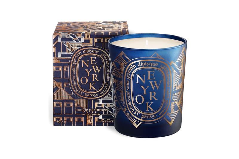 diptyque city candles home scents new york paris london berlin shanghai tokyo hong kong