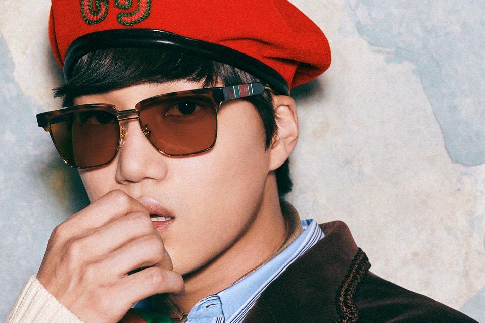 EXO's Kai Becomes Gucci Eyewear's First Korean Brand Ambassador