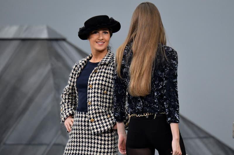 fashion week month best highlights new york london milan paris gigi hadid marc jacobs kendall jenner blonde burberry extinction rebellion protests rihanna savage fenty chanel prankster cardi b