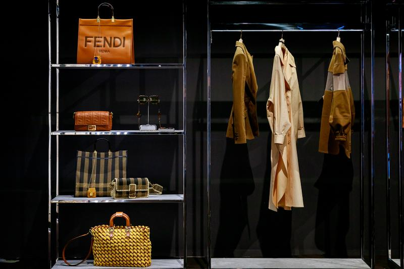 Fendi SS20 Milan Fashion Week Bags Accessories Clothing Shoes Closer Look Silvia Venturini