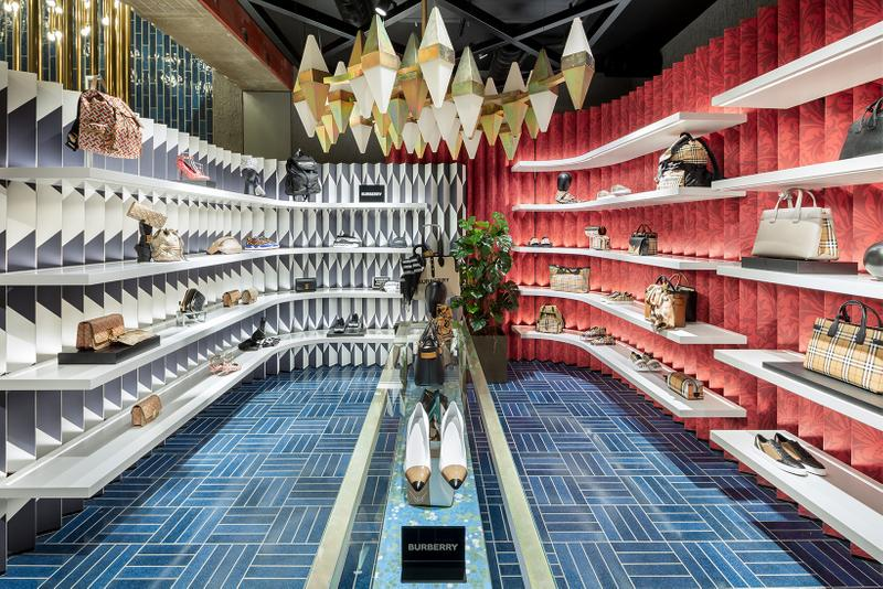 FLANNELS London Oxford St Flagship Store Brands Sneakers Trainers Shopping Flight Club Shoe Surgeon Gucci Burberry Off-White