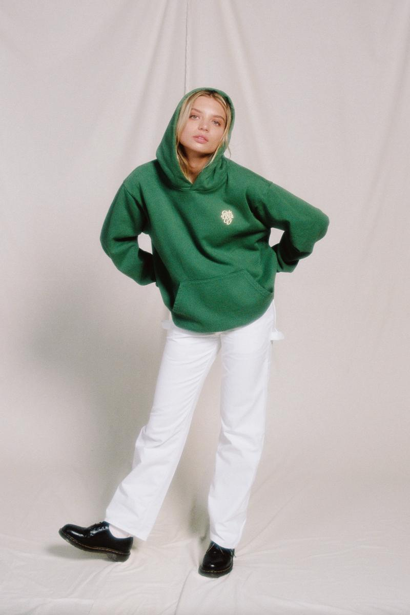 Girls Don't Cry Fall 2019 Collection Hoodie Green