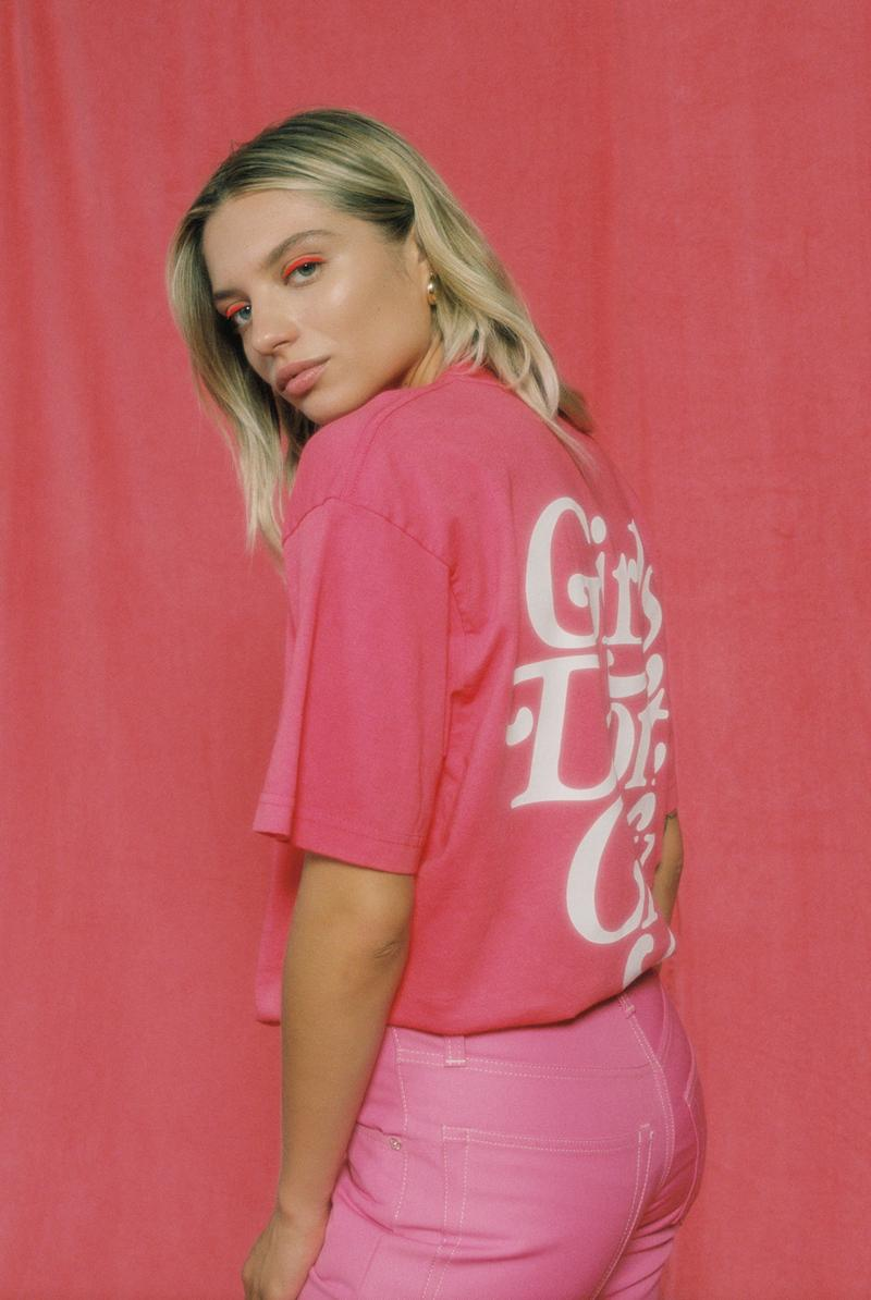 Girls Don't Cry Fall 2019 Collection T Shirt Pink