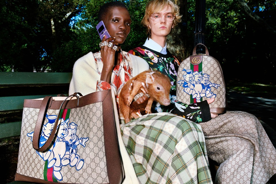 Gucci Announces That It Is Now Completely Carbon Neutral