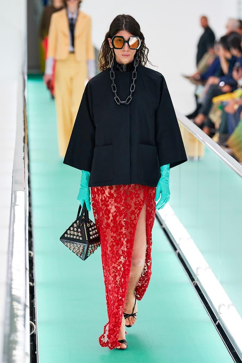 Gucci Orgasmique Spring Summer 2020 Runway Show Milan Fashion Week SS20