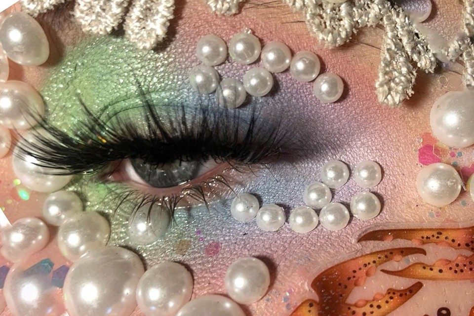 Get Ready for Halloween With These Spooky Makeup Ideas