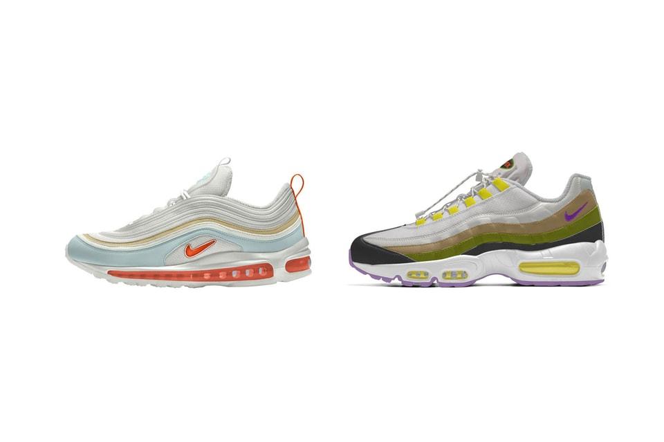 timeless design 27520 a2356 International Girl Crew x Nike Air Max Sneakers | HYPEBAE