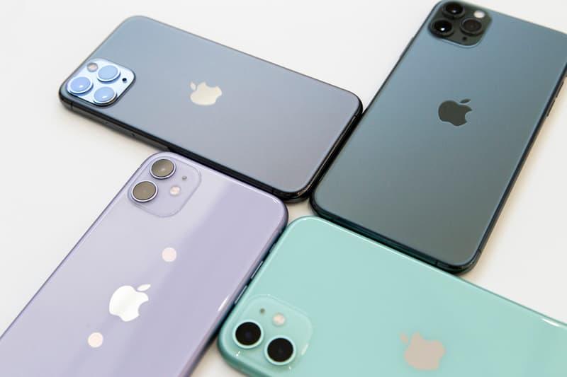 apple iphone 11 purple green black space grey pro max dual camera triple