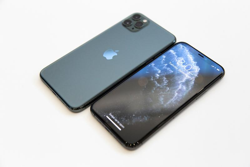 apple iphone 11 space grey black midnight green pro max