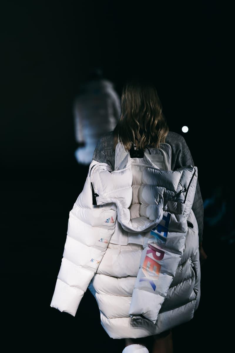 kith puffer coat
