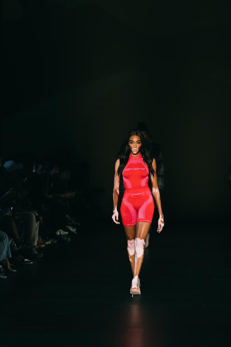 kith msbhv bodysuit winnie harlow