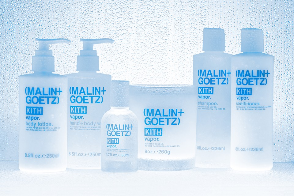 KITH & (MALIN+GOETZ) Release Unisex Apothecary Goods Collection