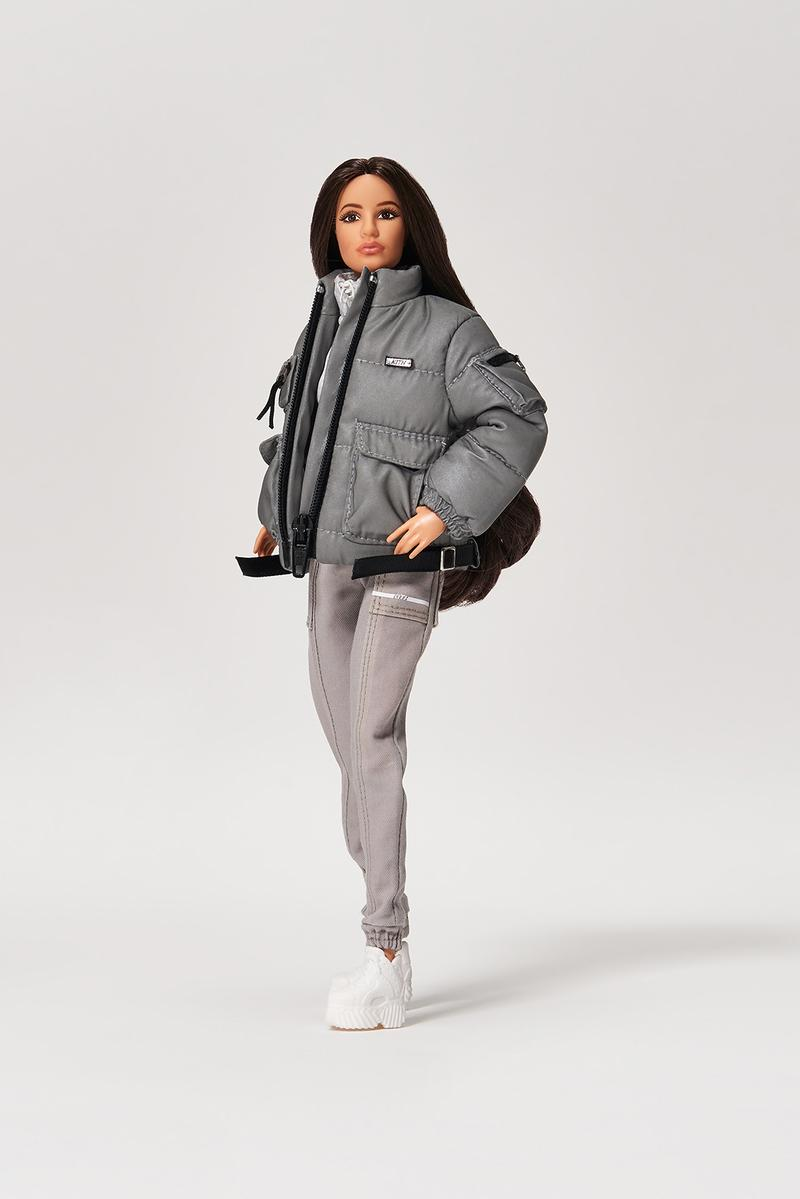 kith women barbie collaboration new york flagship contest doll toy exhibition soho