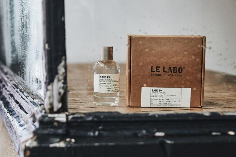 le labo baie 19 new unisex fragrance perfume scent rain release
