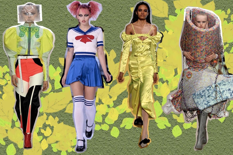Emerging Designers To Watch At London Fashion Week Hypebae