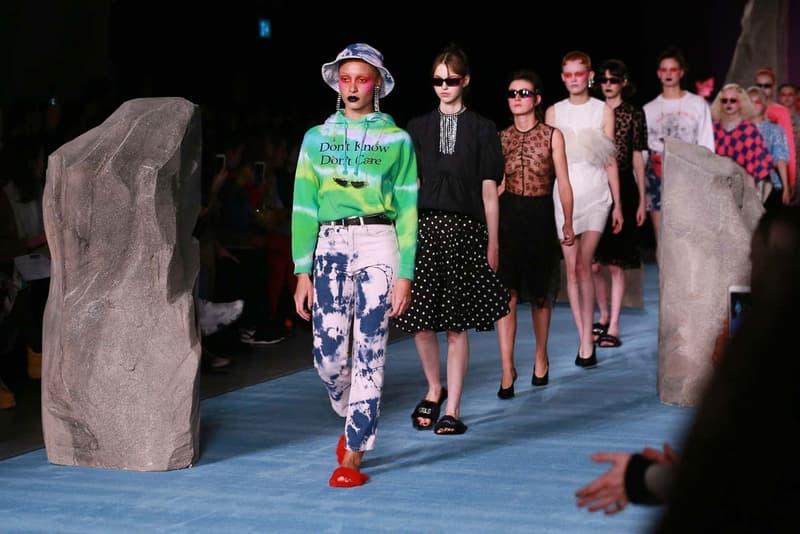 London Fashion Week SS20 Shows You Can't Miss Burberry JW Anderson Marques Almeida Victoria Beckham Roberta Einer
