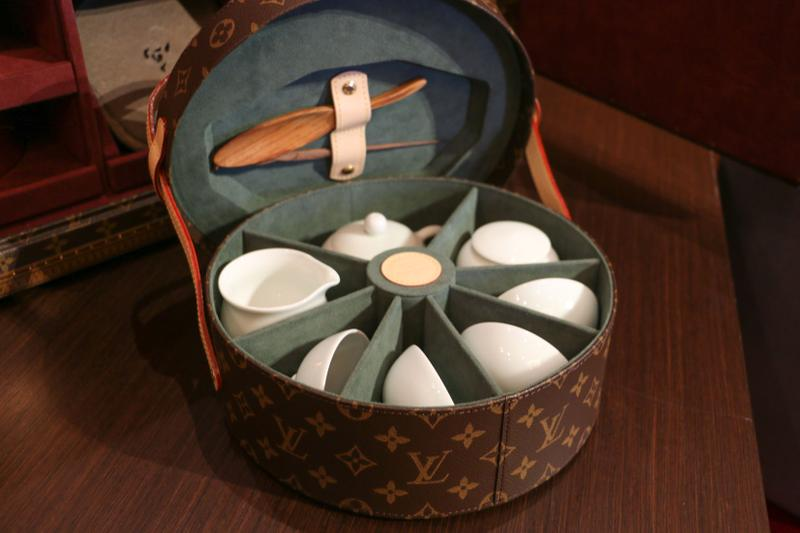 Louis Vuitton Hard Sided Trunks Preview Home Accessories Brown