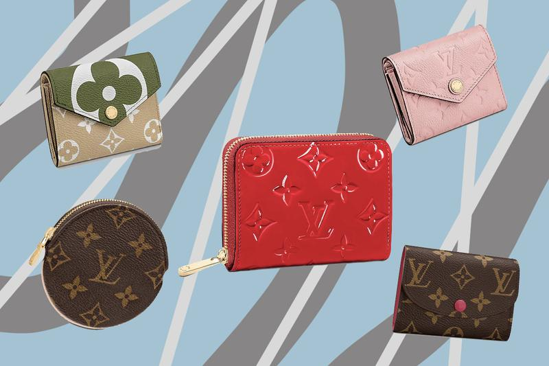 Louis Vuitton Monogram Wallets Available Now Red Pink Green White Round Brown Classic Signature Print