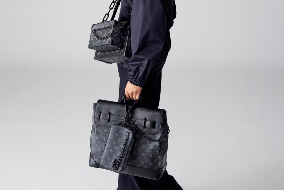 Louis Vuitton's Monogram Eclipse Bags Are Must-Haves This Fall