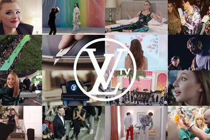 Louis Vuitton Just Launched a New Entertainment Platform