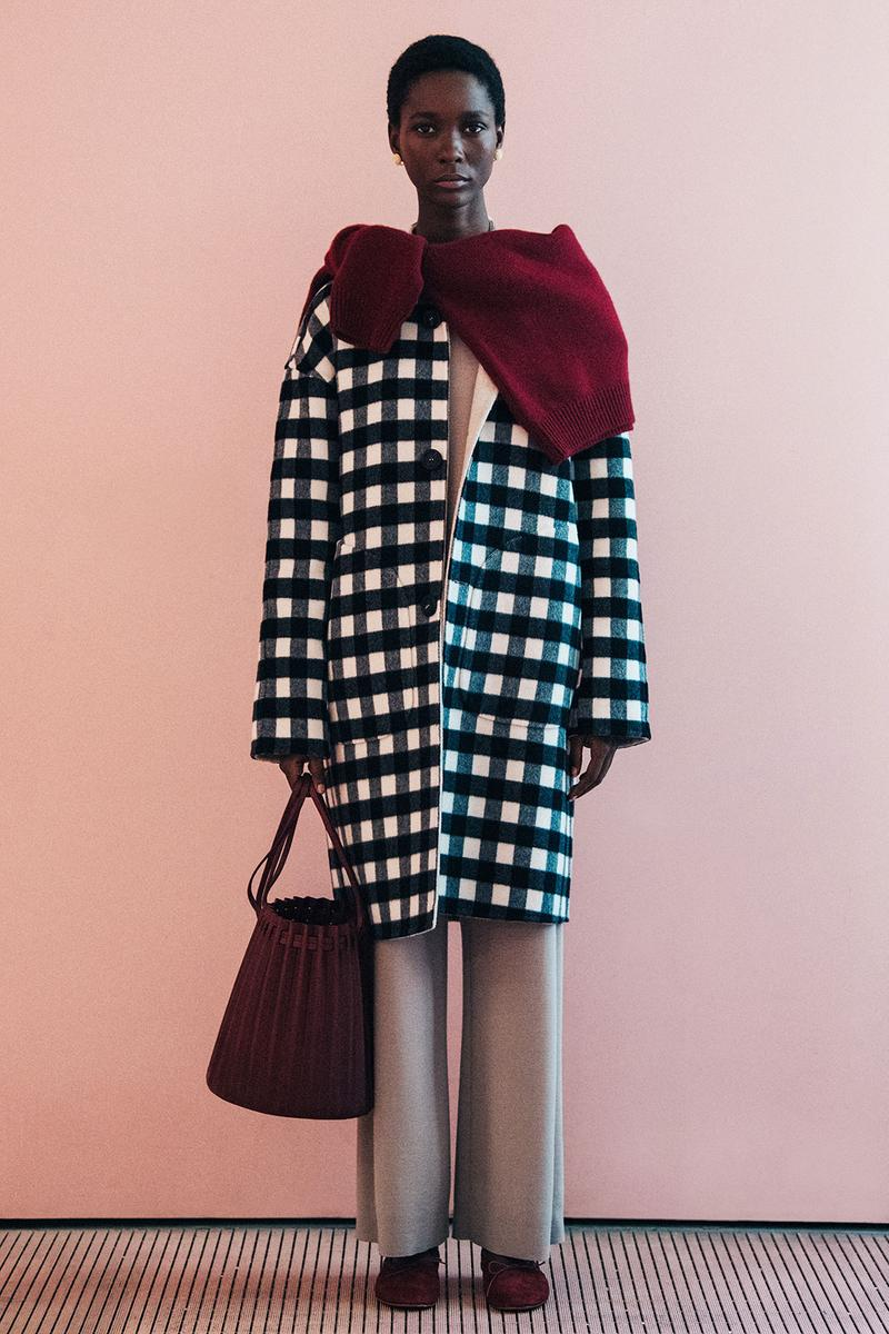 mansur gavriel fall winter collection nyfw new york fashion week nyc soho